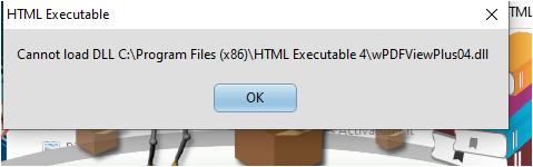 HTMLexec